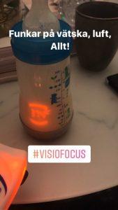 Ida-Marie Isaksson använder VisioFocus!