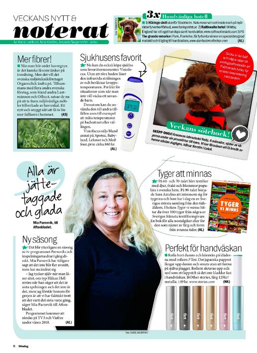 VisioFocus i Aftonbladet