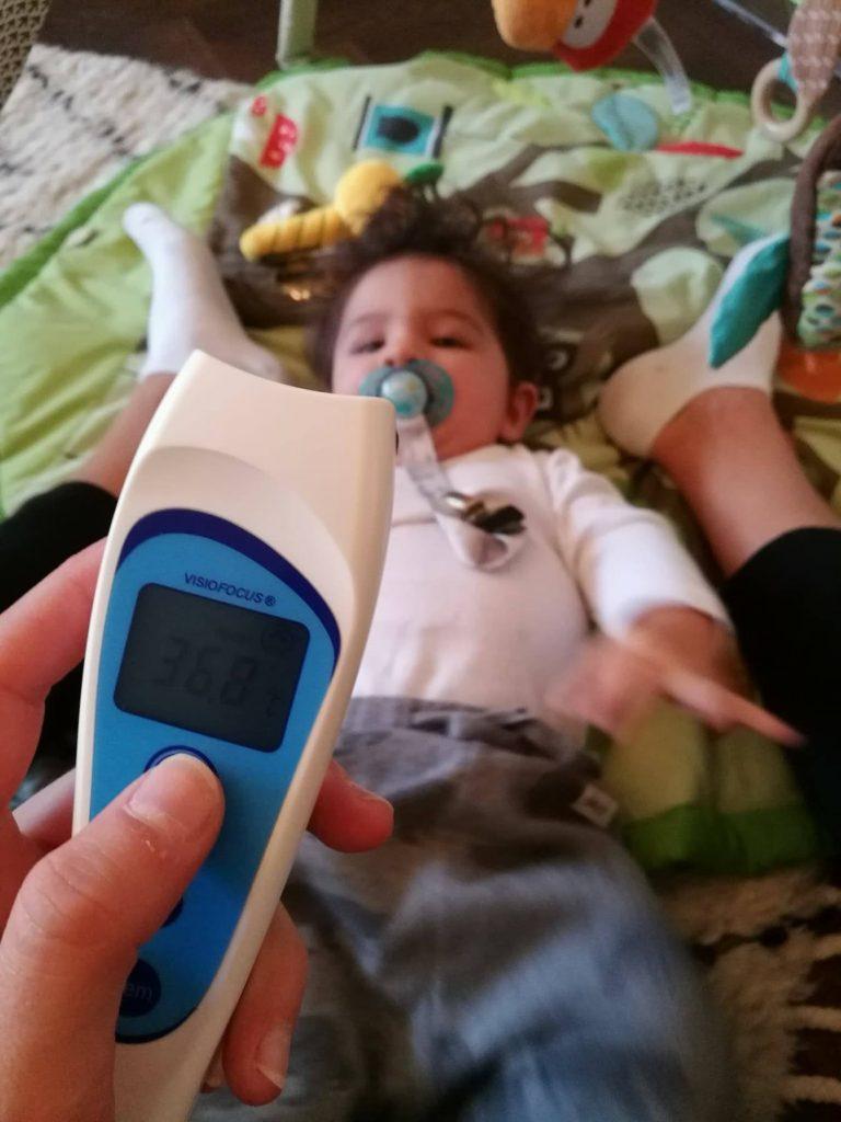 Malin Gramer - VisioFocus Febertermometer